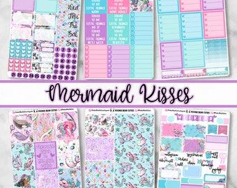 Mermaid Kisses Vertical Kit