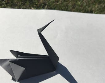 25 Origami Swans