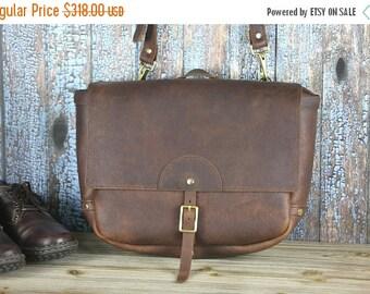 SummerSale Leather Satchel Bag, 100% Handmade Leather Shoulder Bag, Leather travel Bag, Men's Leather Bag