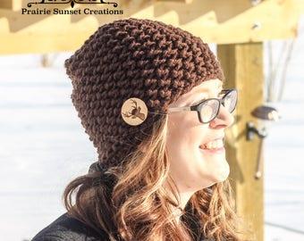 Ashley hat Custom Crochet Adult Hat Made to order