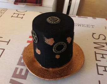 Small top hat steampunk #2