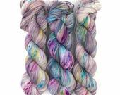 Hand dyed yarn - Sock Yarn - Zenith