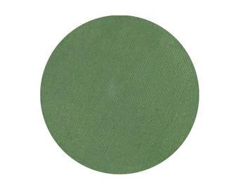 Earth, 26 mm Pressed Matte Eyeshadow, Bright Green, Pressed Mineral Eyeshadow