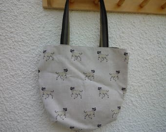 Staffy Tote bag