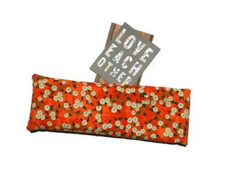 Back to school, Lavender eye pillow, Headache relief, Allergy relief, Sinus relief, Cooling pad, Floral spa gifts, Birthday Gifts under 15