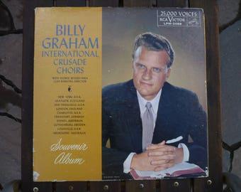 LP Album , Billy Graham International Crusade Choirs
