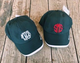 Nike Monogrammed Baseball Hat