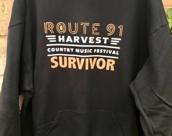 Route 91 Harvest Survivor Hoodie