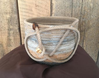 Rope Baskets, 2 Colors