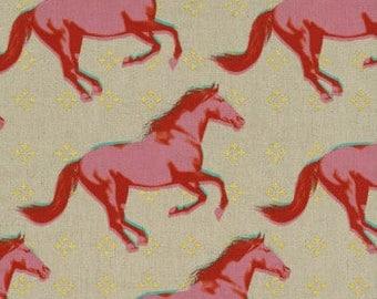 Animal print Roman Blind | Horse print Roman Shade |  pink roman shade | Handmade roman shade | flat roman shade | custom roman shade
