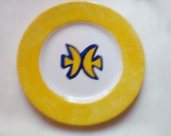 -Fish - 9 030 dessert plate