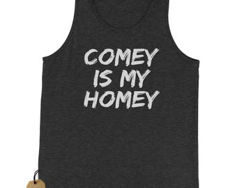 James Comey Is My Homey Jersey Tank Top for Men