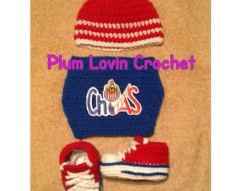 Crochet Chivas soccer outfit