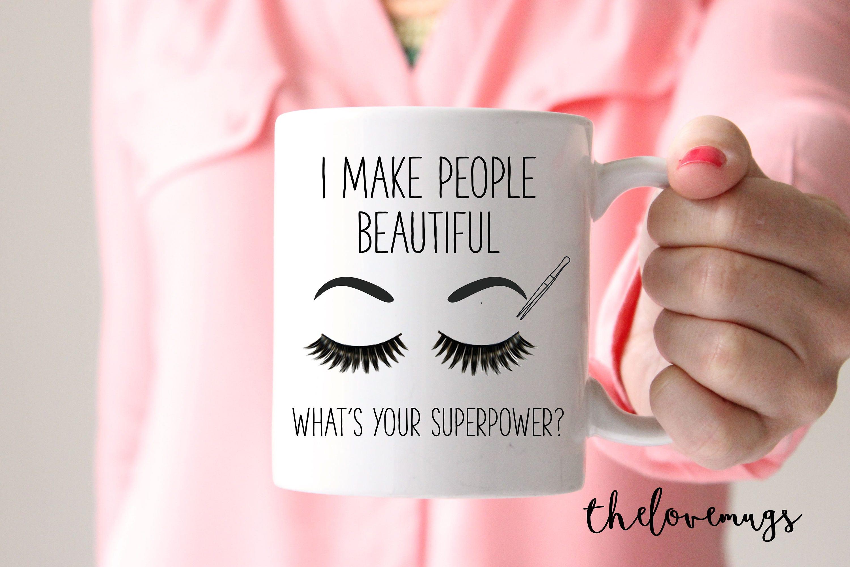 Gift for Make Up Artist Gift for Esthetician Cosmetologist