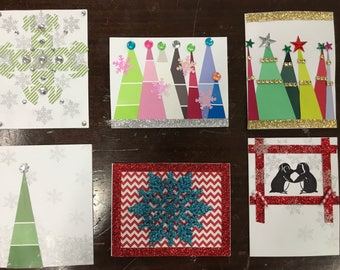 Christmas Card Pack #4
