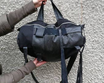 Large Fanny Pack Oversize Bum bag Genuine leather bag Travel purse, X-Large bumbag, Hippie cross body bag, handbag, bum bag,fanny pack