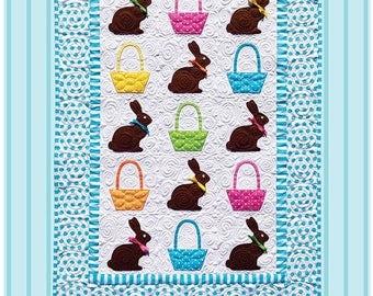CHOCOLATE BUNNIES Pattern by Amy Bradley Designs ABD 274