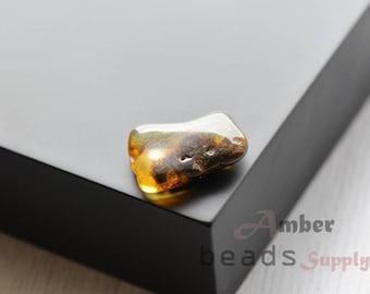 Baltic amber stone. Natural amber piece. 1 unit. 1960