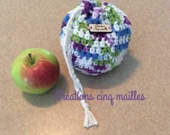 Fruit PEAR Apple snack bag protects fruit