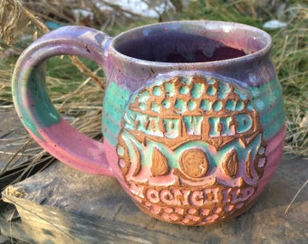 Stay Wild Moonchild Mug