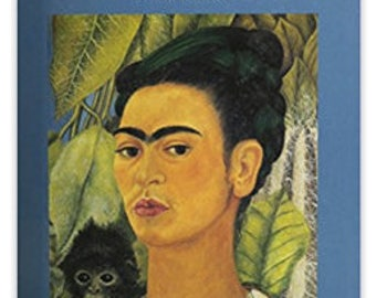 Frida Kahlo -by Frank Milner,Art Book,Famous Mexican Artist, Mexican Art,  Holiday Gift, Gift for Women, Gift for Men,Art Educational Book