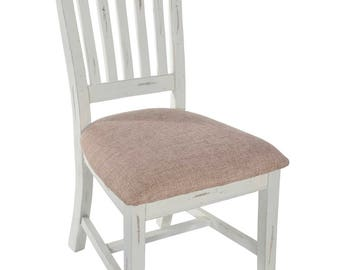 Purbeck Shabby Chic Dining Chair (sold in pairs)