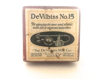 Vintage DeVilbiss