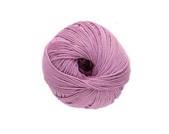 Cotton knit or crochet No. 11 Erica Natura