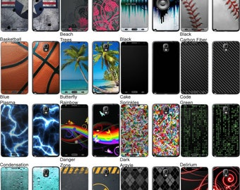 Choose Any 2 Designs - Vinyl Skins / Decals / Stickers for Samsung Galaxy Note 3 Android Smartphone