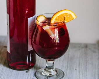 Sangria Mix - Cocktails - Gifts for Her - Party Favors - Sangria Wedding - Wine Lovers -Stocking Stuffer - Hostess Gift - Holiday - Red Wine