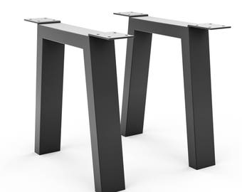 Furniture Legs Diy diy table legs | etsy