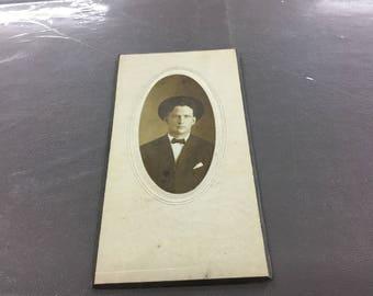 Vintage lithograph