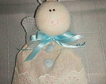 Handmade angel potpourri sachet