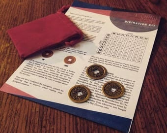 I Ching Coin Package