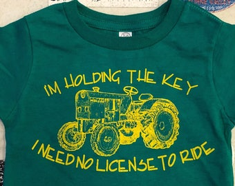 Widespread Panic Shirt-Love Tractor-Kids/Youth Sizes 2T 3T 4T 5/6T 7T