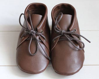 SALE!!! Old collection brown moccasins