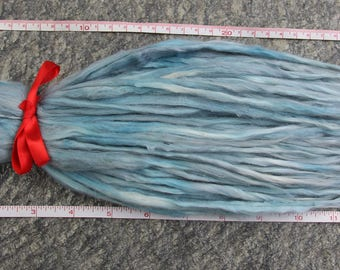 2oz washed, dyed, dreadlocks effect suri alpaca locks