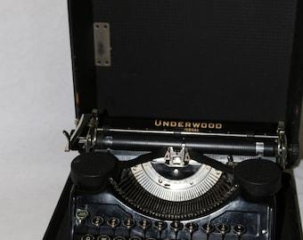1936 Underwood Universal Typewriter!!