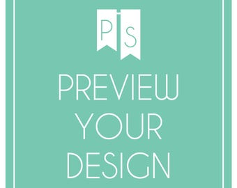 Preview Your Design