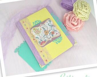 Card Love pastel soft wedding love