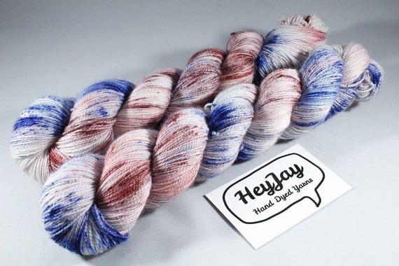 Sparkle Merino Sock Yarn - Sprinkle