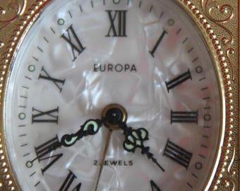 Vintage awakening(alarm clock) Europa