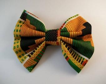 Kente bow