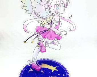 Magical Princess Sky arcylic stand- magical girl