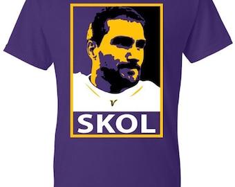 Kirk Cousins Vikings shirt