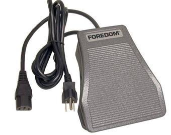 Foredom Foot Control C.Sxr-1 for Series Tx TXH LX and LXH Flex Shaft Motors 115v (4.4PP)
