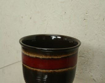 West German Pottery Planter By Scheurich