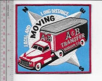 Vintage Trucking & Van Lines