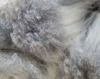 Romanov raw fleece 2kg/4.41lb