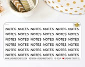 Divider Tab Stickers | Notes 306S